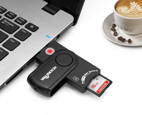 CAC smart card reader